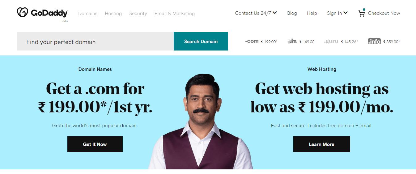 godaddy-india